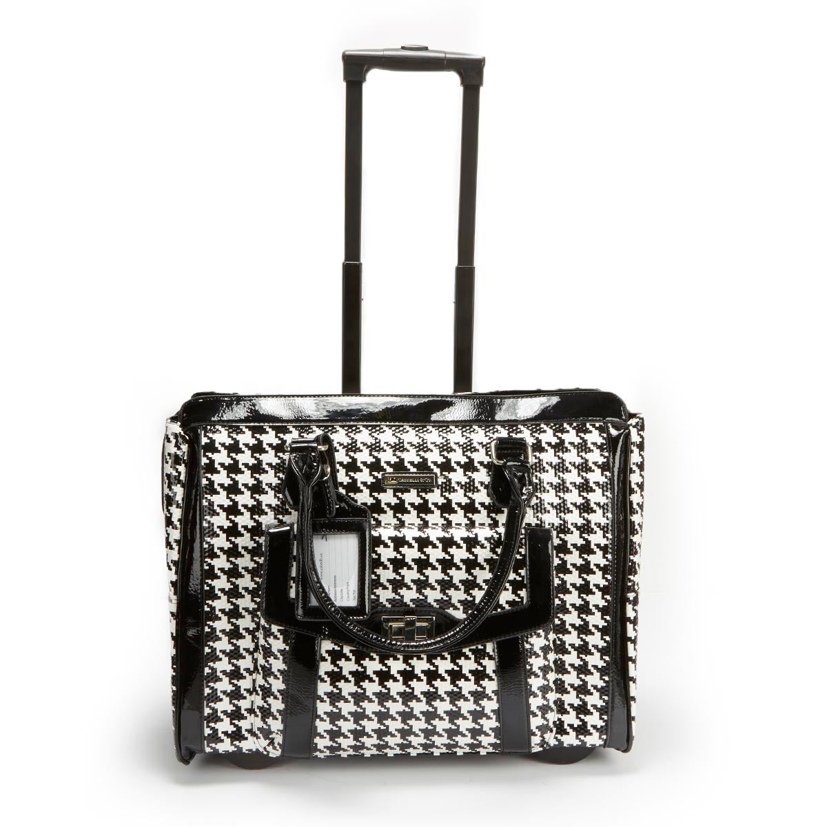 Lds black/white rolling business case