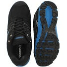 Mns Pacer blk/blu lace up CSA sneaker