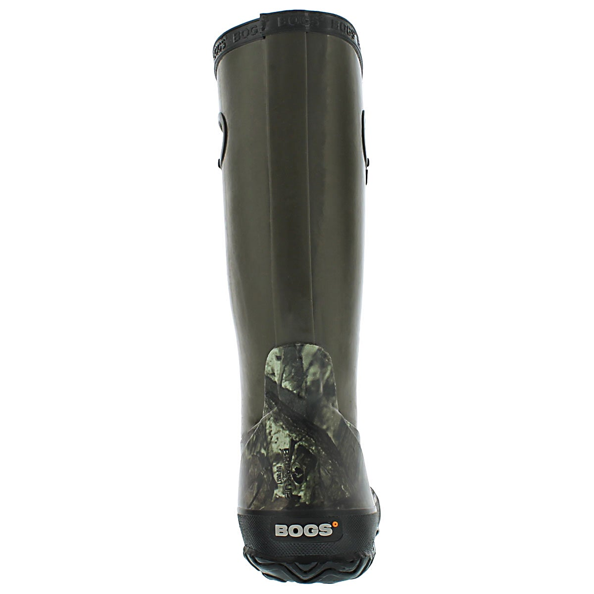 Bys Hunting mossy rain boot