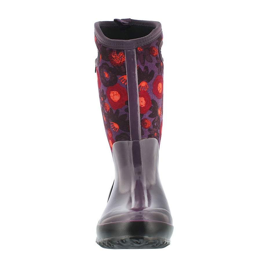 Bogs Women's Classic Watercolor Tall Waterproof Winter Boot ...