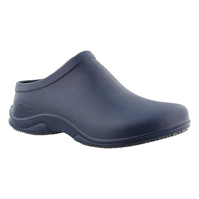 Bogs Women's STEWARTblu waterproof slip-resistant clogs