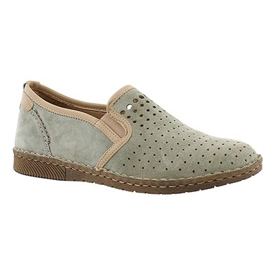 Josef Seibel Women's SOFIE 11 sage slip on casual shoes