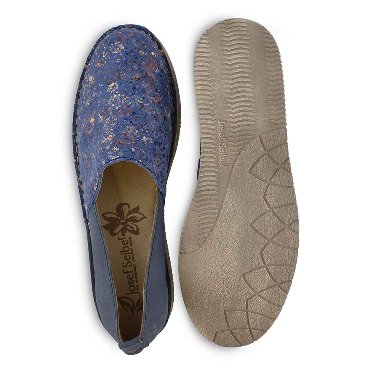 Lds Sofie 33 ocean slip on shoe