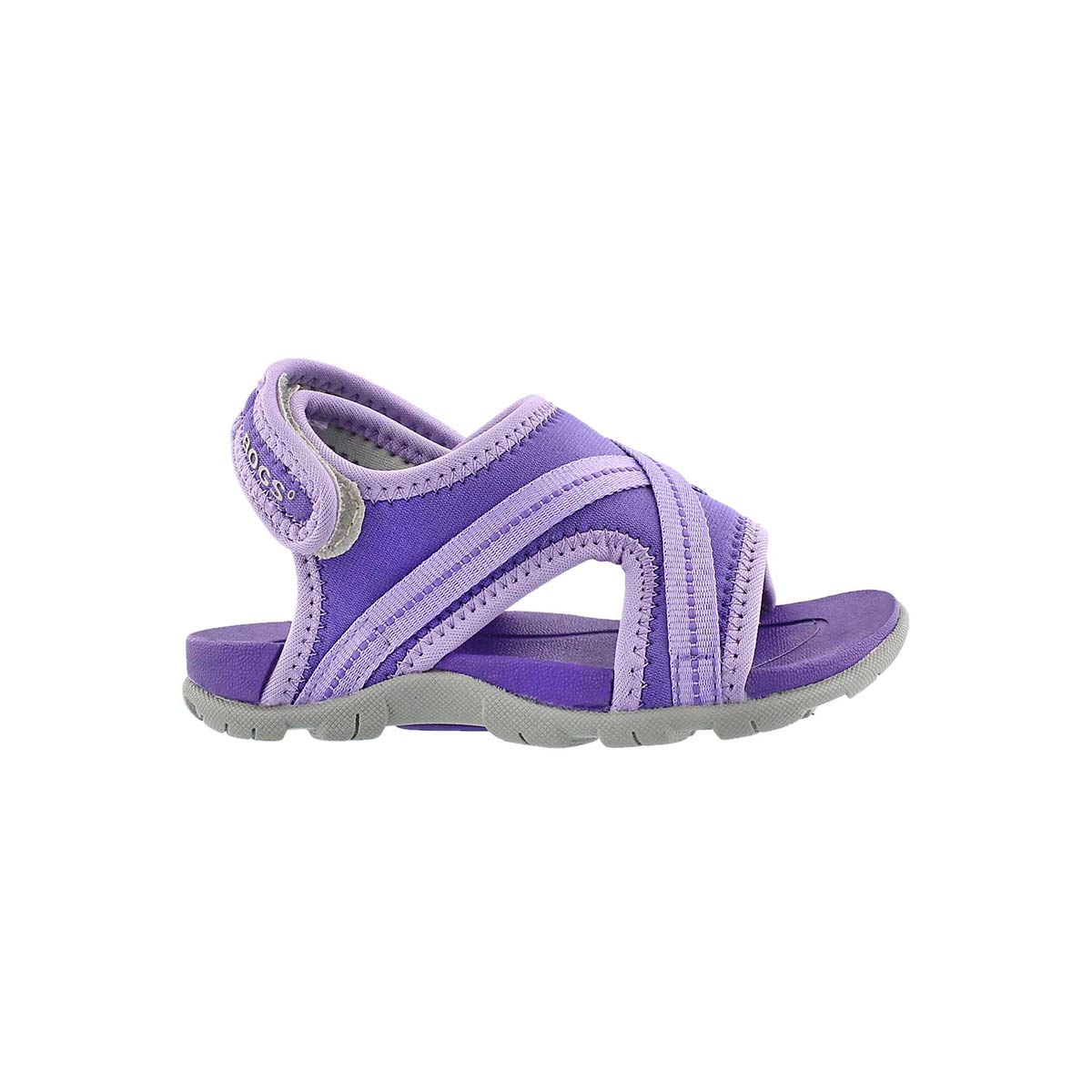 Sandale sport Bluefish, violet, bébés