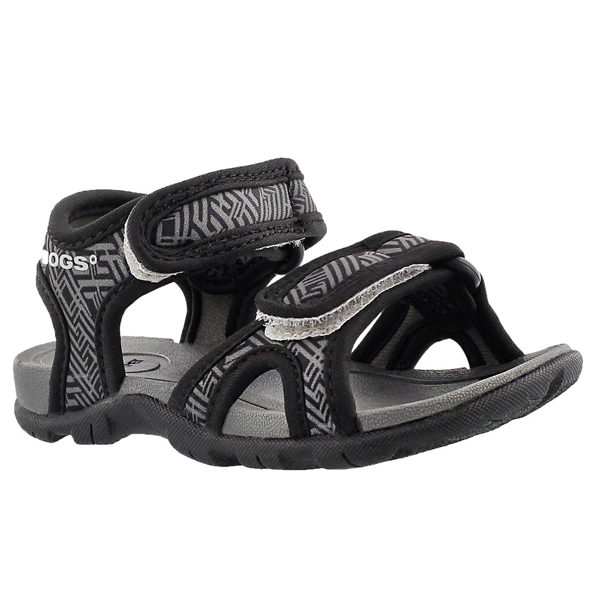 Infants' WHITEFISH SHATTER blk waterproof sandals