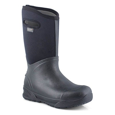 Mns Bozeman Tall black wtpf boot