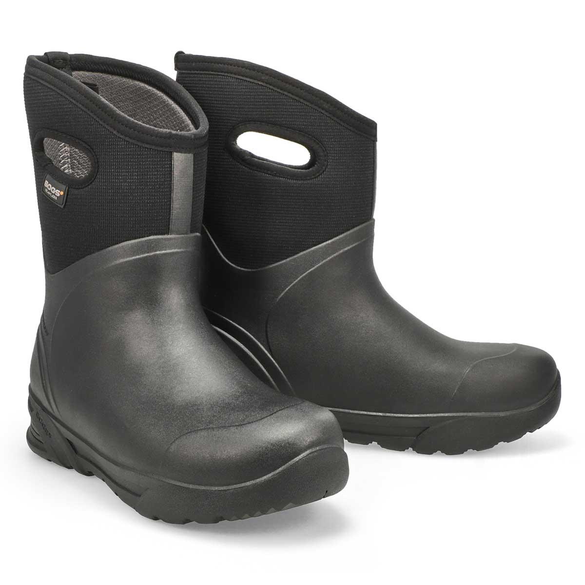 Mns Bozeman Mid black wtpf boot