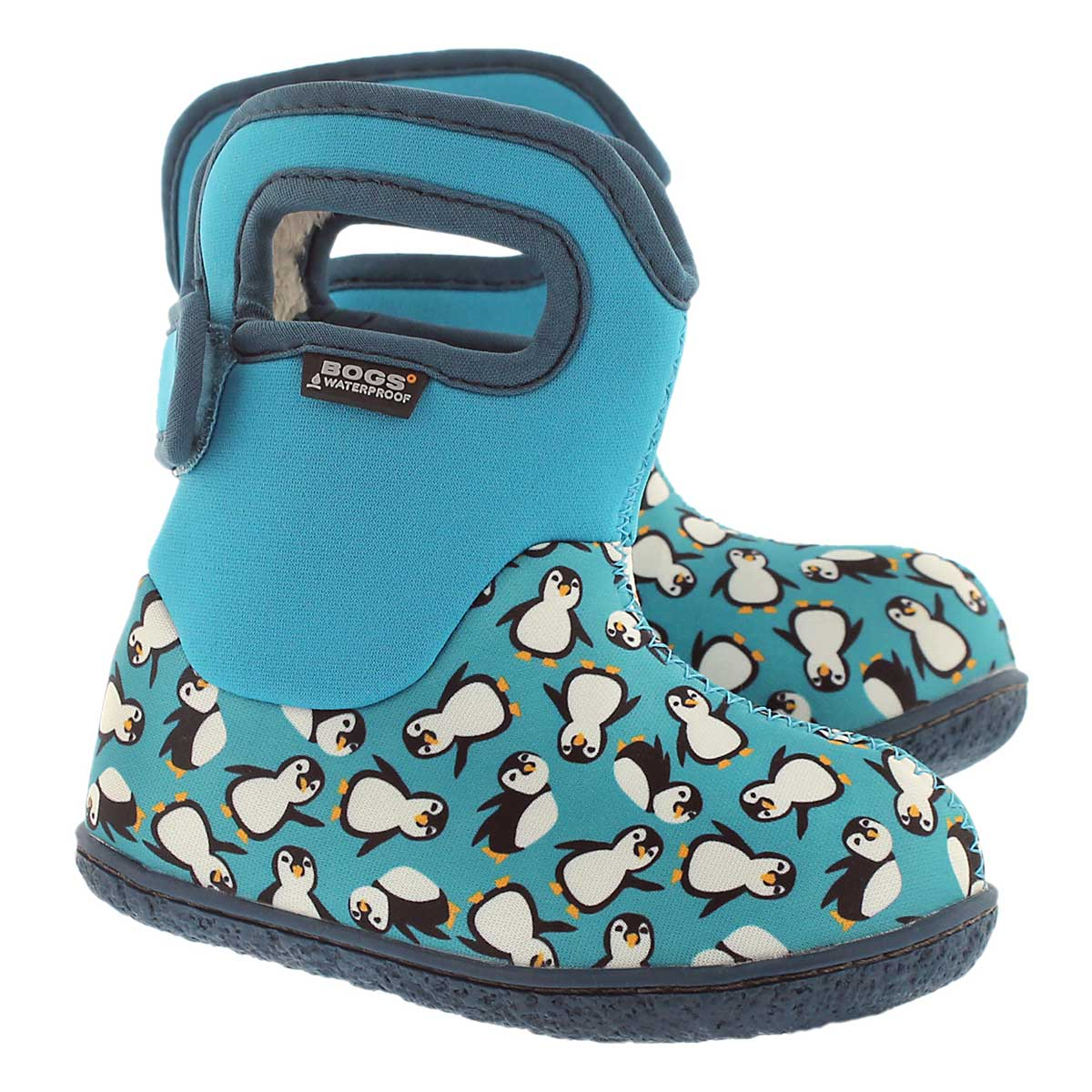 Infs Classic Penguins trq mlti wtpf boot