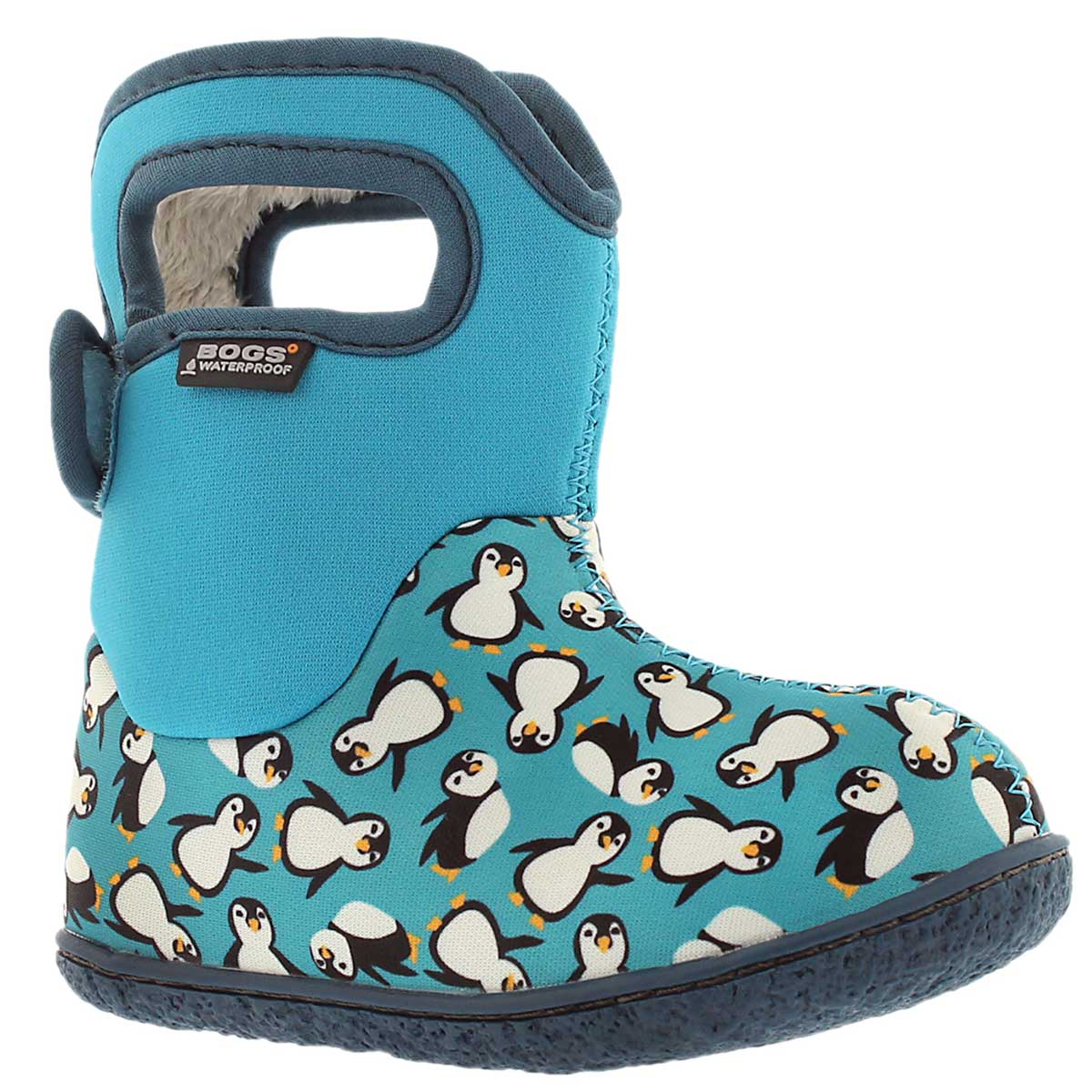 Infants' CLASSIC PENGUINS trq mlti waterprof boots