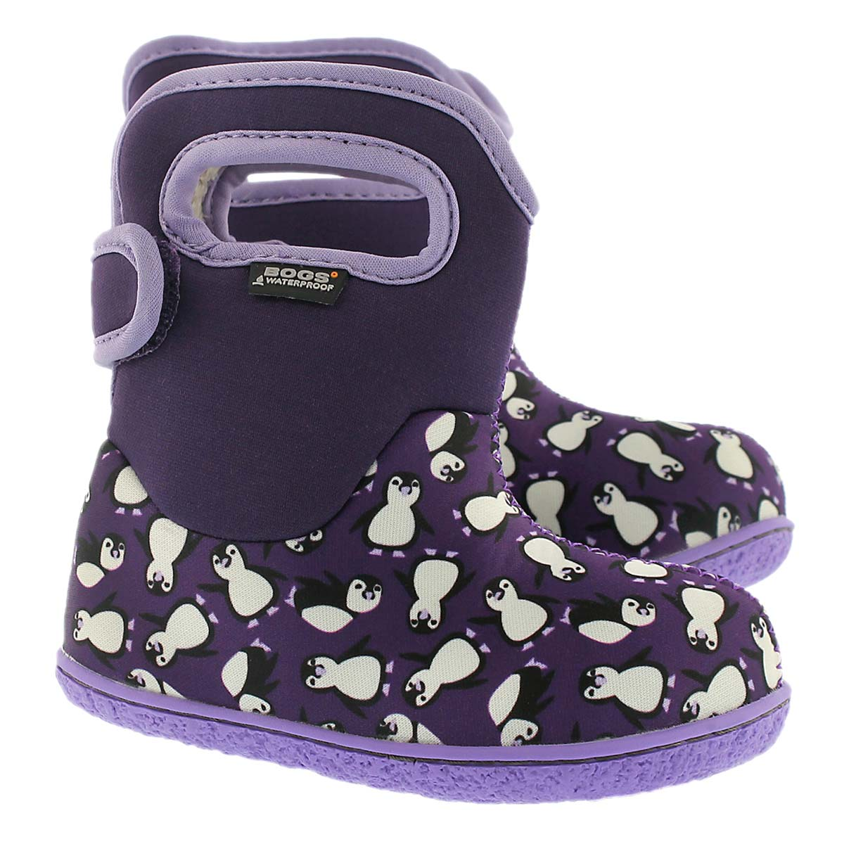 Infs Classic Penguins ppl mlti wtpf boot