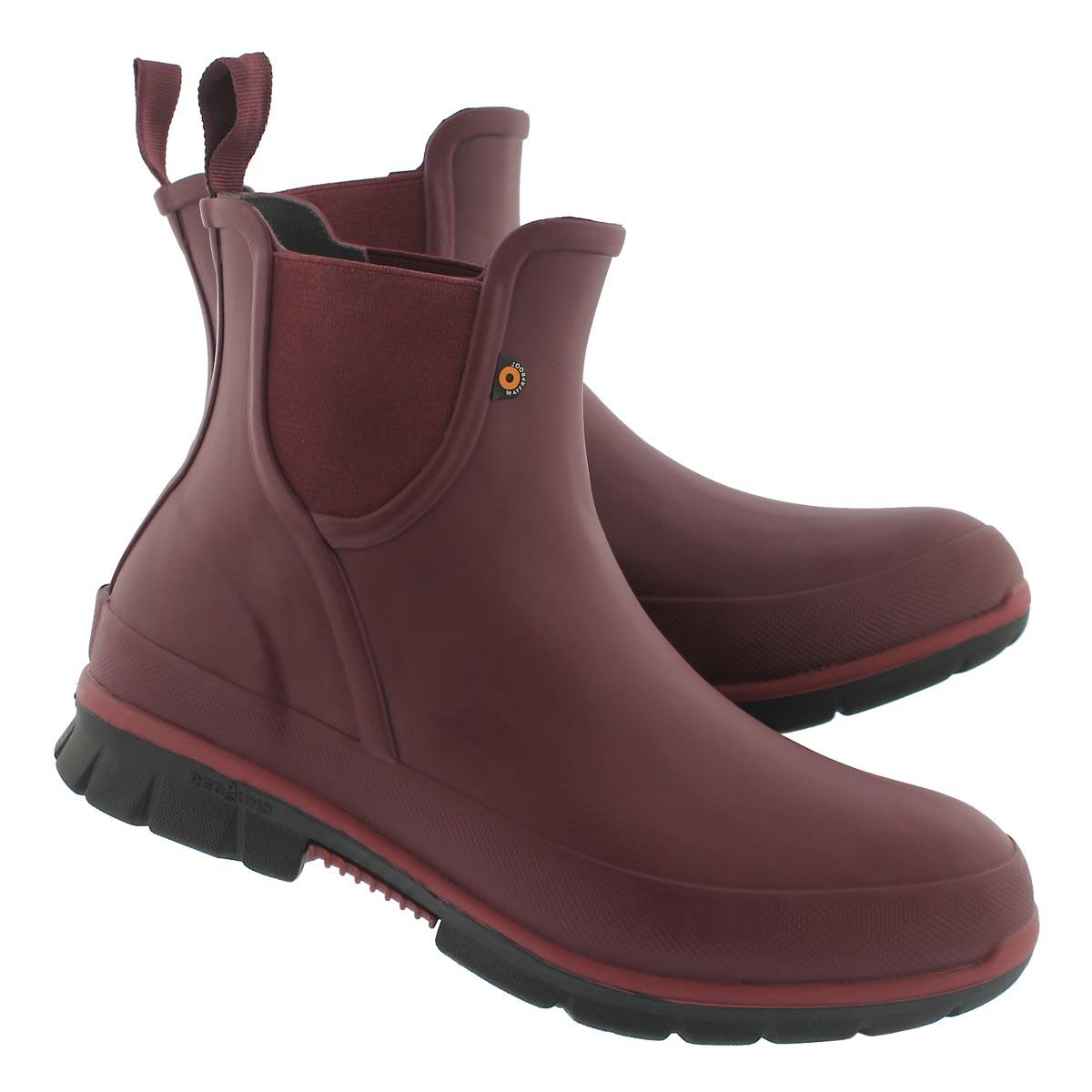 Lds Amanda burg wtpf low rain boot