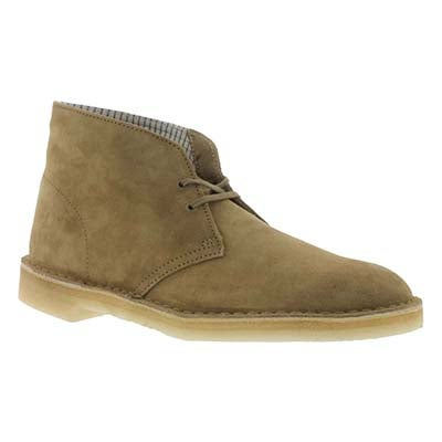 Clarks Women's ORIGINALS DESERT BOOT oakwood suede boots