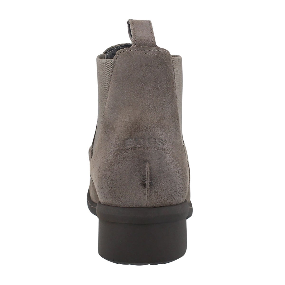 Lds Auburn taupe wtpf slip on ankle boot