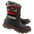 Lds Arcata Stripe red multi wtpf boot