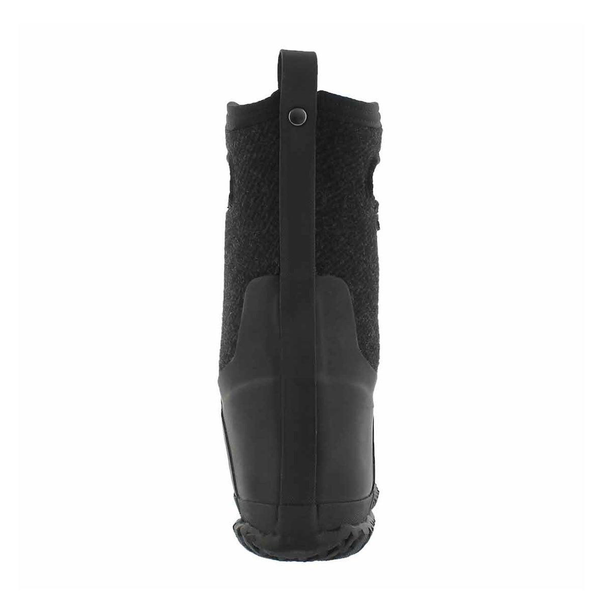 Kds Crandal Wool black wtpf boot