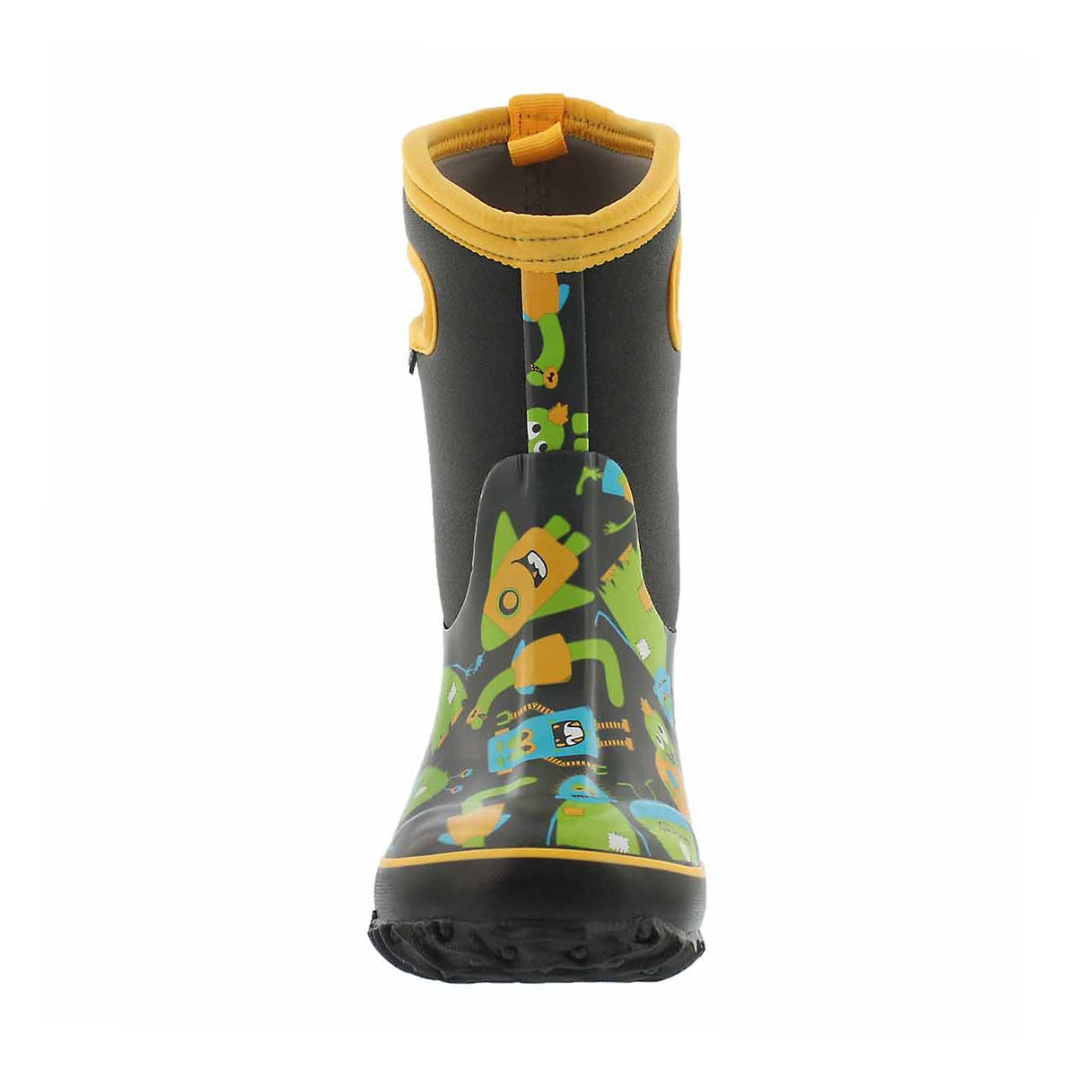 Bys Classic Monster gry mlti wtpf boot