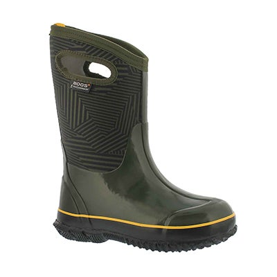 Bys Classic Phaser moss mlti wtpf boot