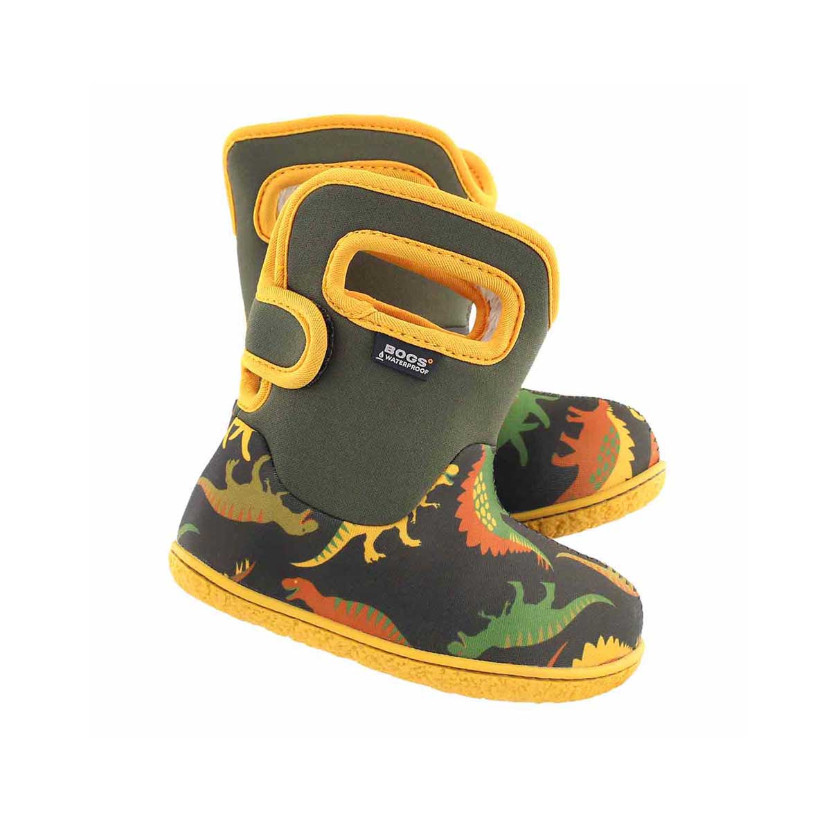 Inf-b Dino moss multi wtpf boot