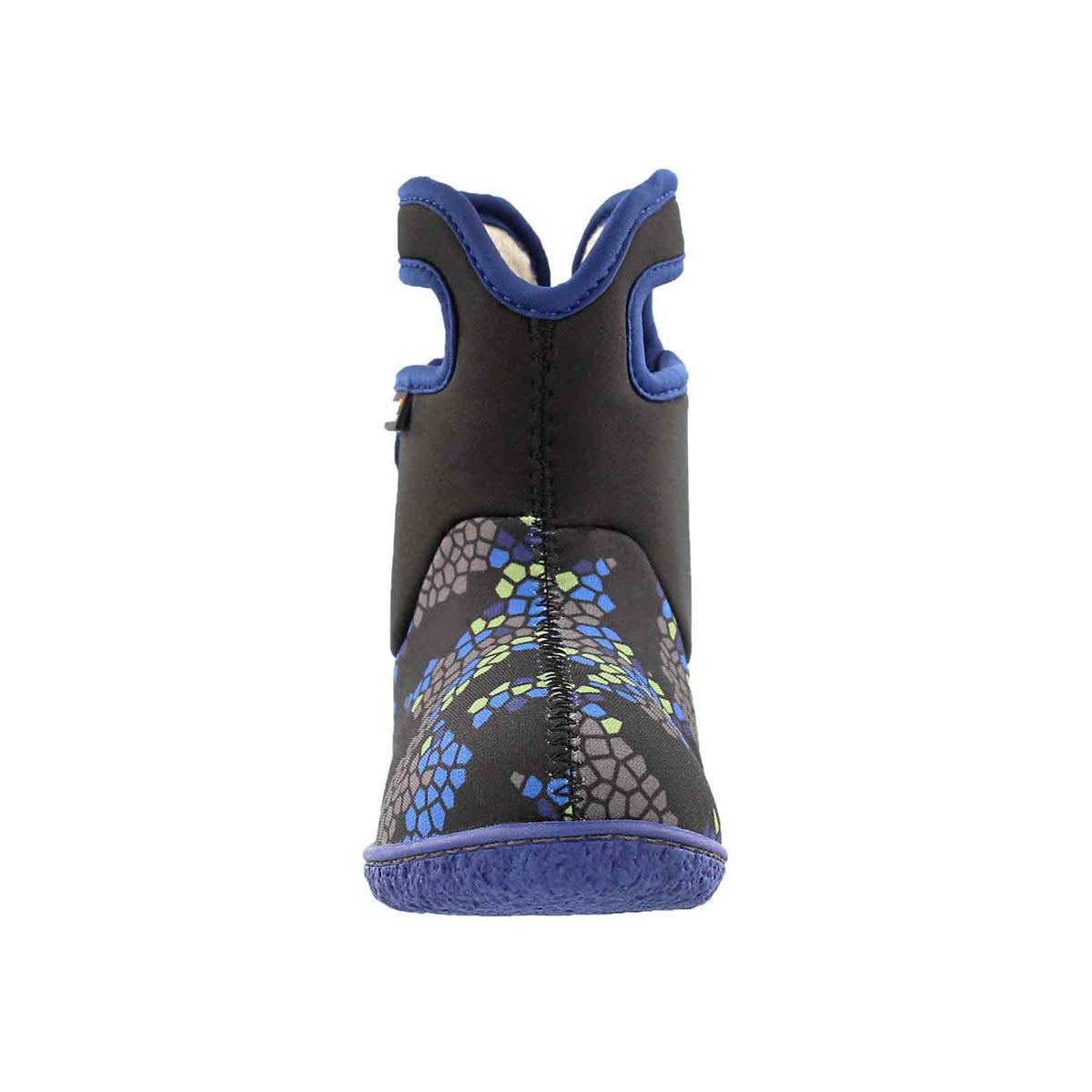 Inf-b Axel black multi wtpf boot