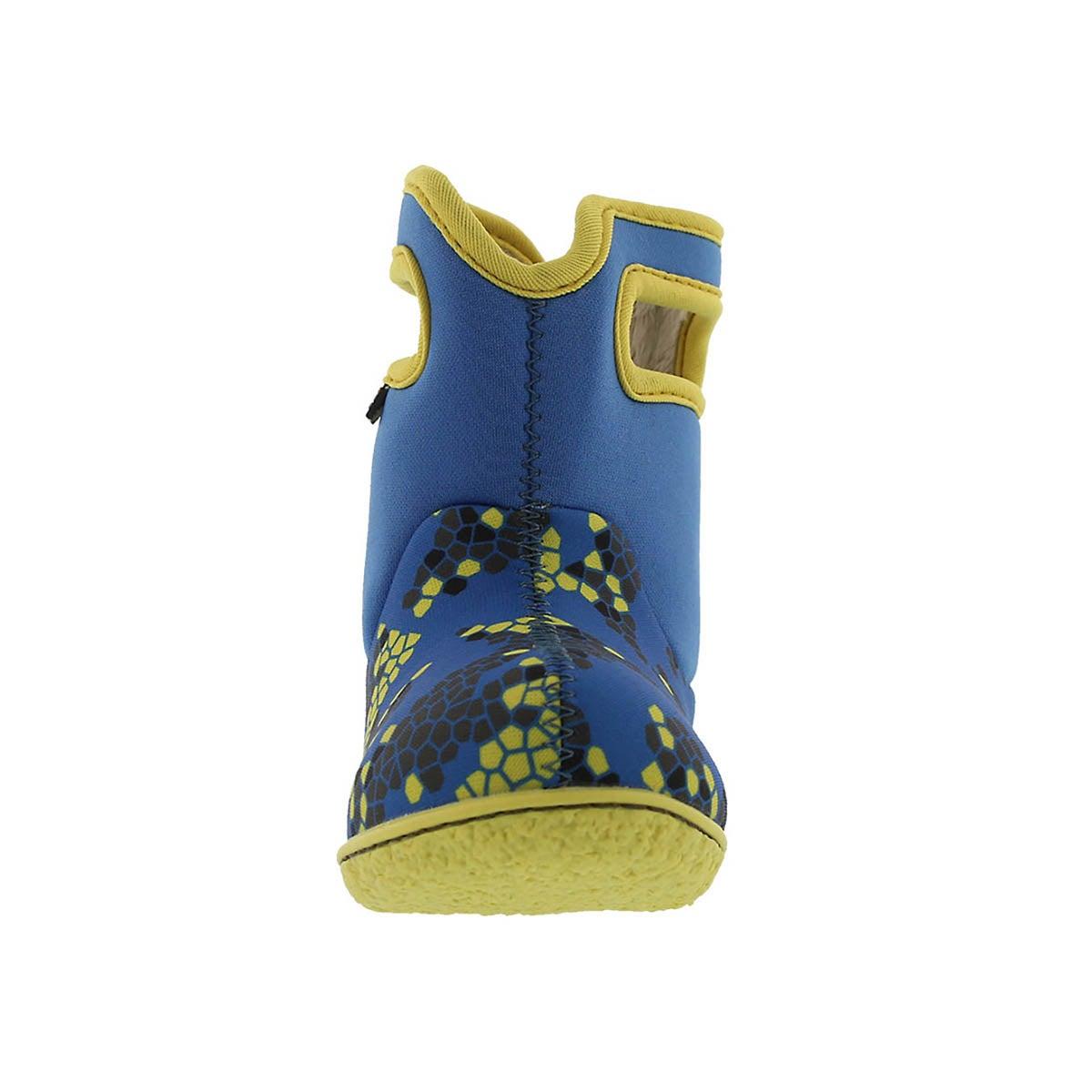 Inf-b Axel blue multi wtpf boot