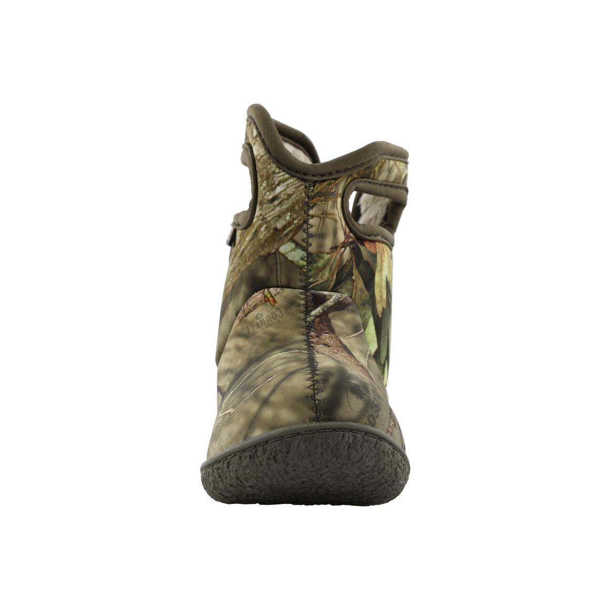 Inf-b Mossy Oak camo wtpf boot