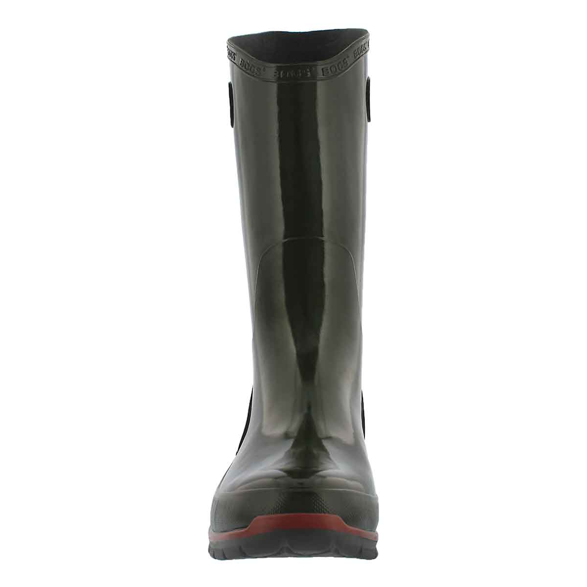 Lds Berkley dark green wtpf rain boot