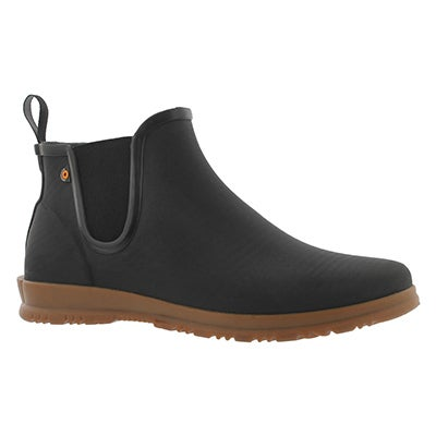 Lds Sweetpea black waterproof boot