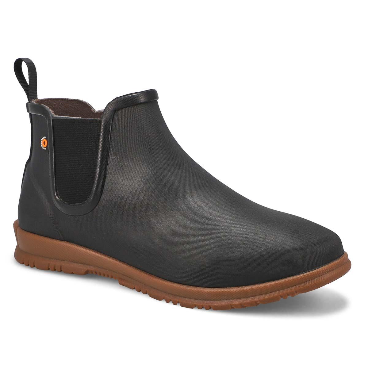 Lds Sweetpea black waterproof boot