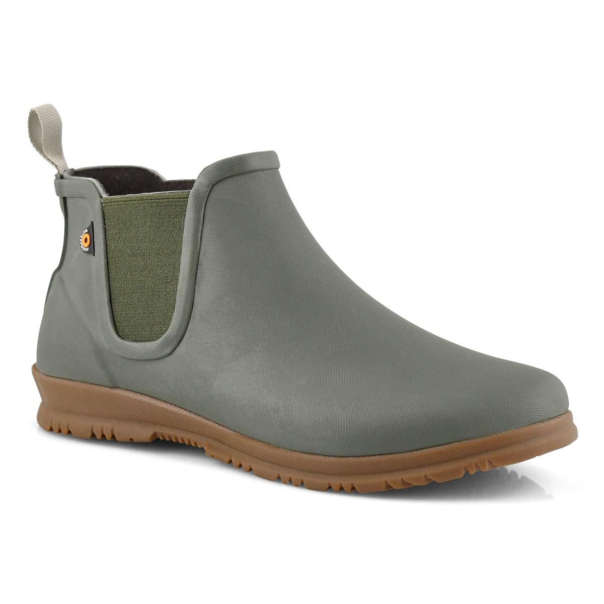Lds Sweetpea sage waterproof boot