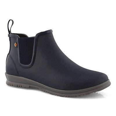 Lds Sweetpea royal waterproof boot