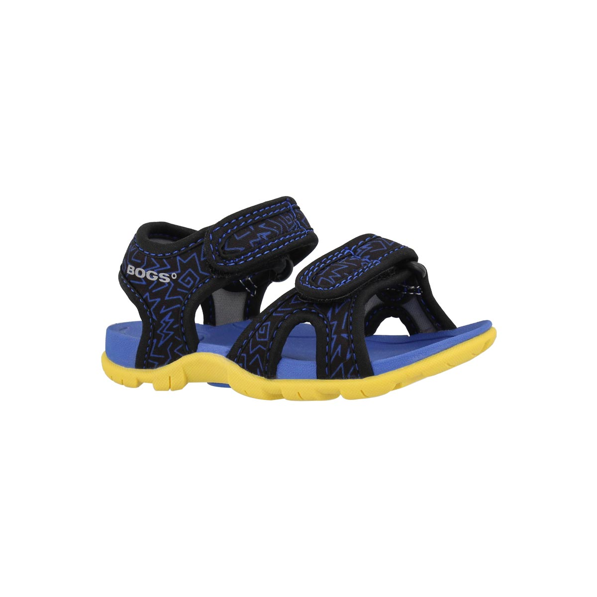 Infants' WHITEFISH 80's bk mlti waterproof sandals