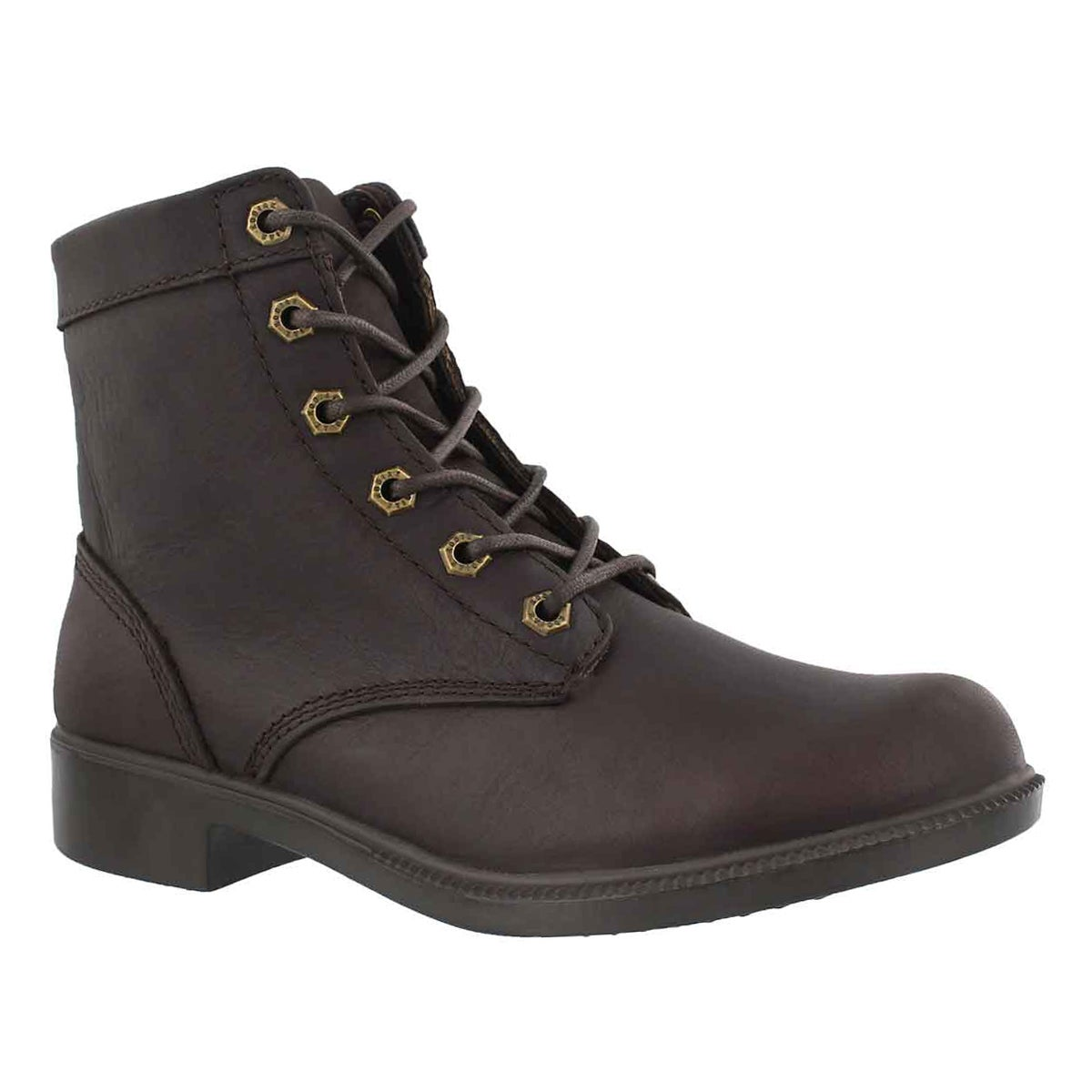 Women's ORIGINAL brown waterproof ankle boots