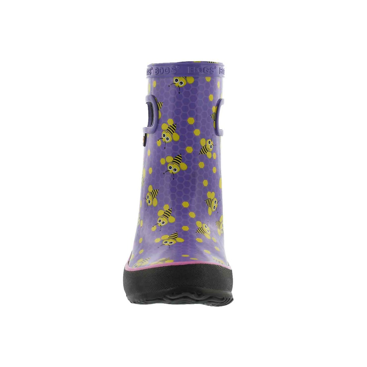 Inf-g Skipper Bees lvndr mlti rain boot