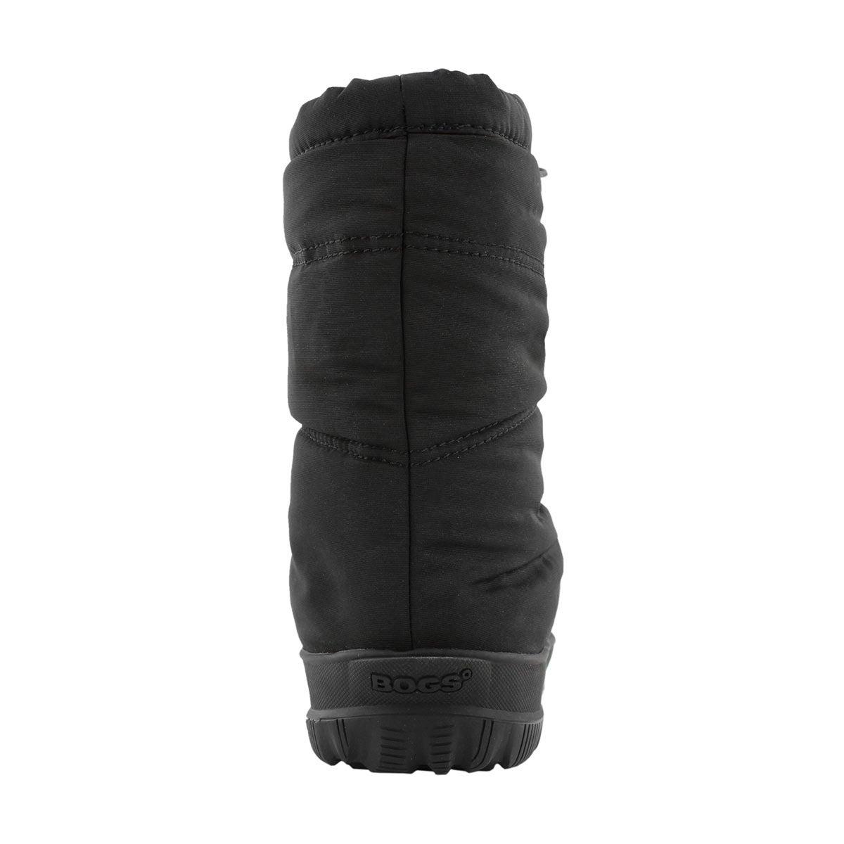 Kds Snowday black wtpf winter boot