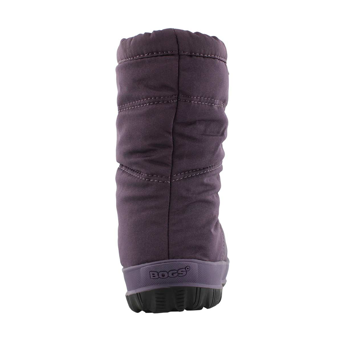 Kds Snowday eggplant wtpf winter boot