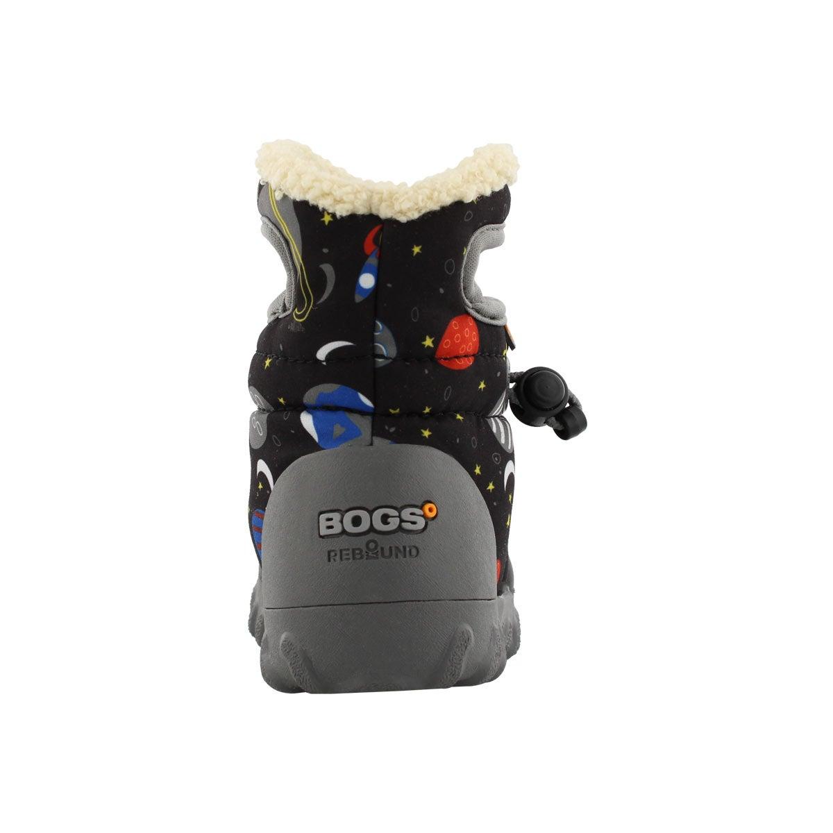 Inf-b B-Moc Space blk mlti wtpf boot