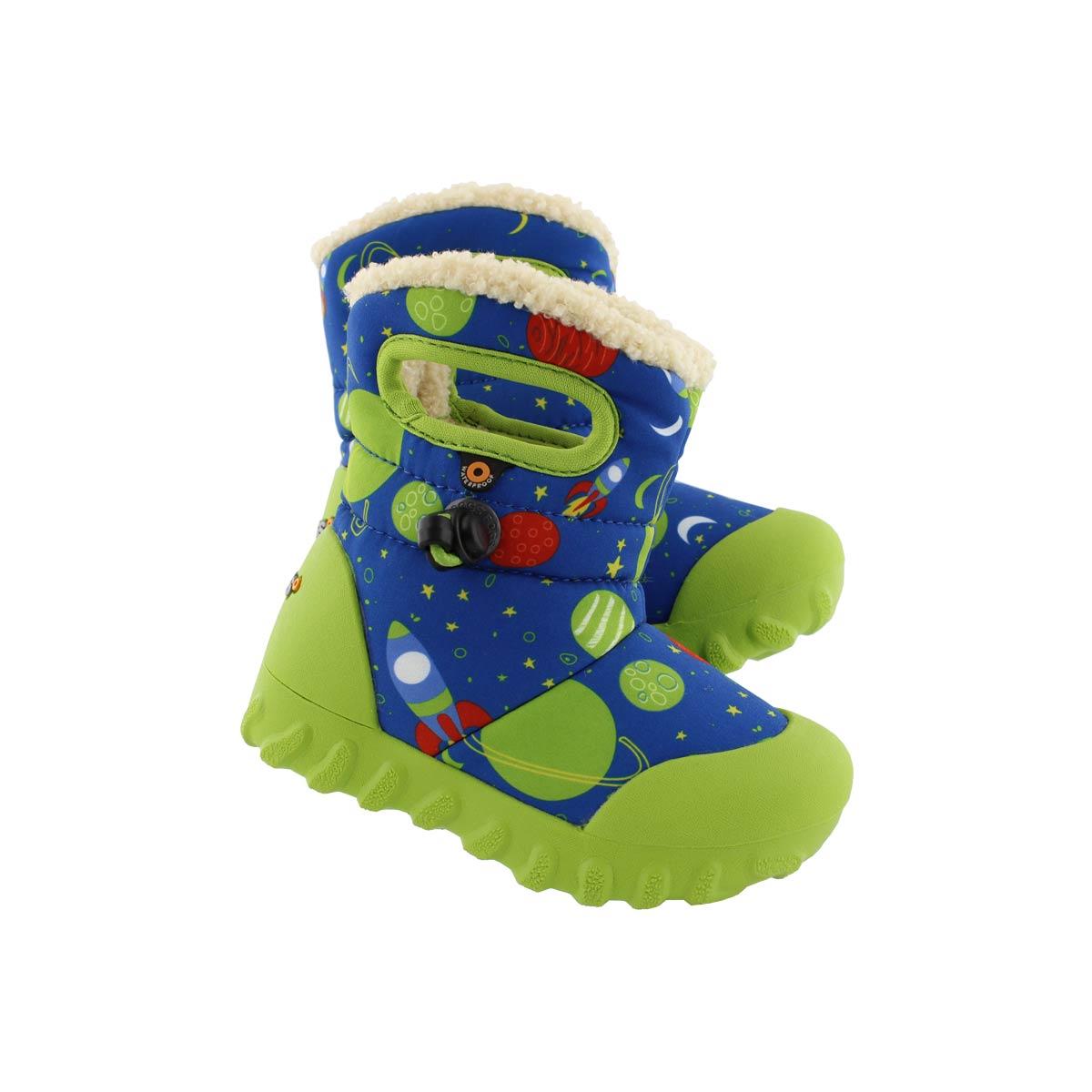 Inf-b B-Moc Space blu mlti wtpf boot