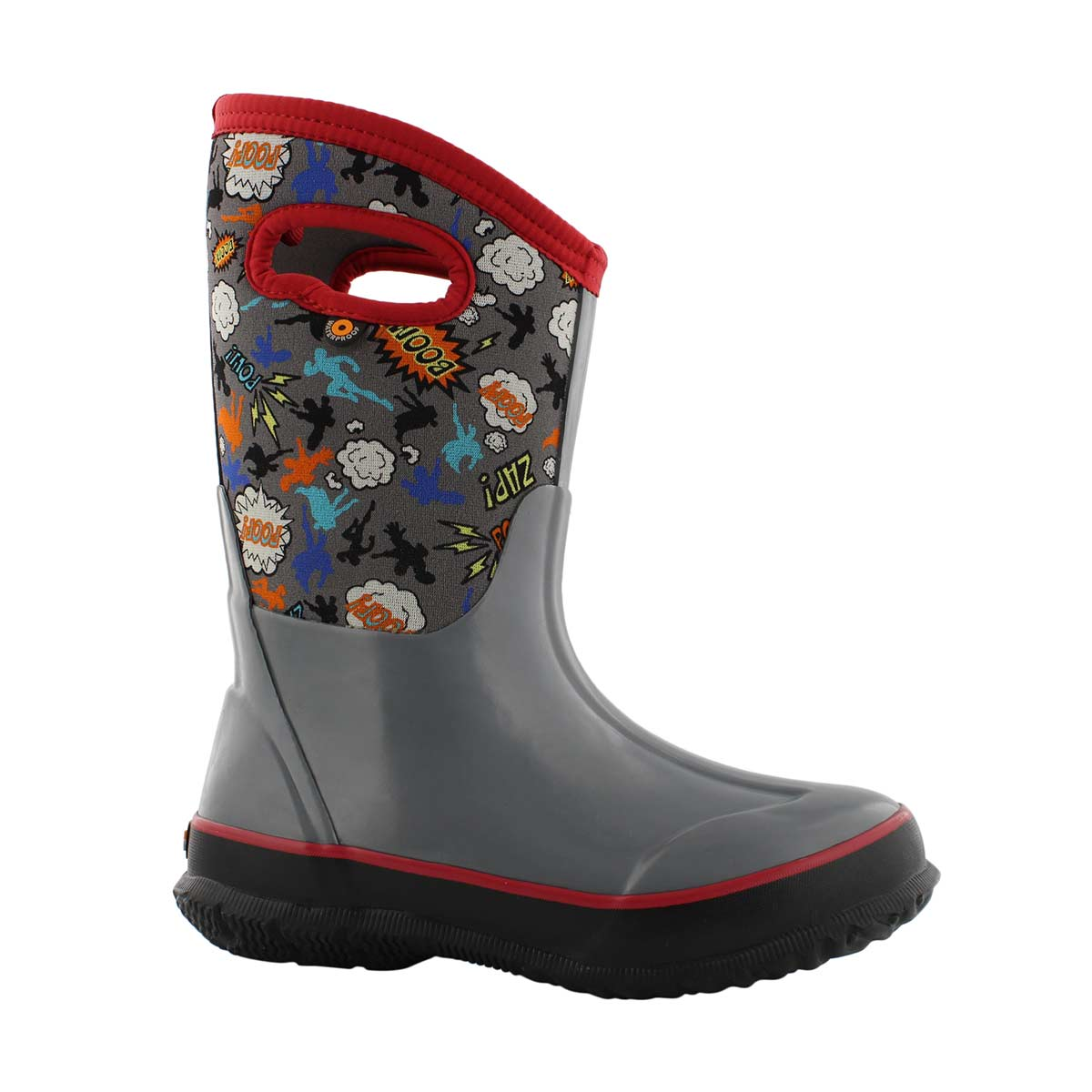 Bys Classic Super Hero gry mlt wtpf boot