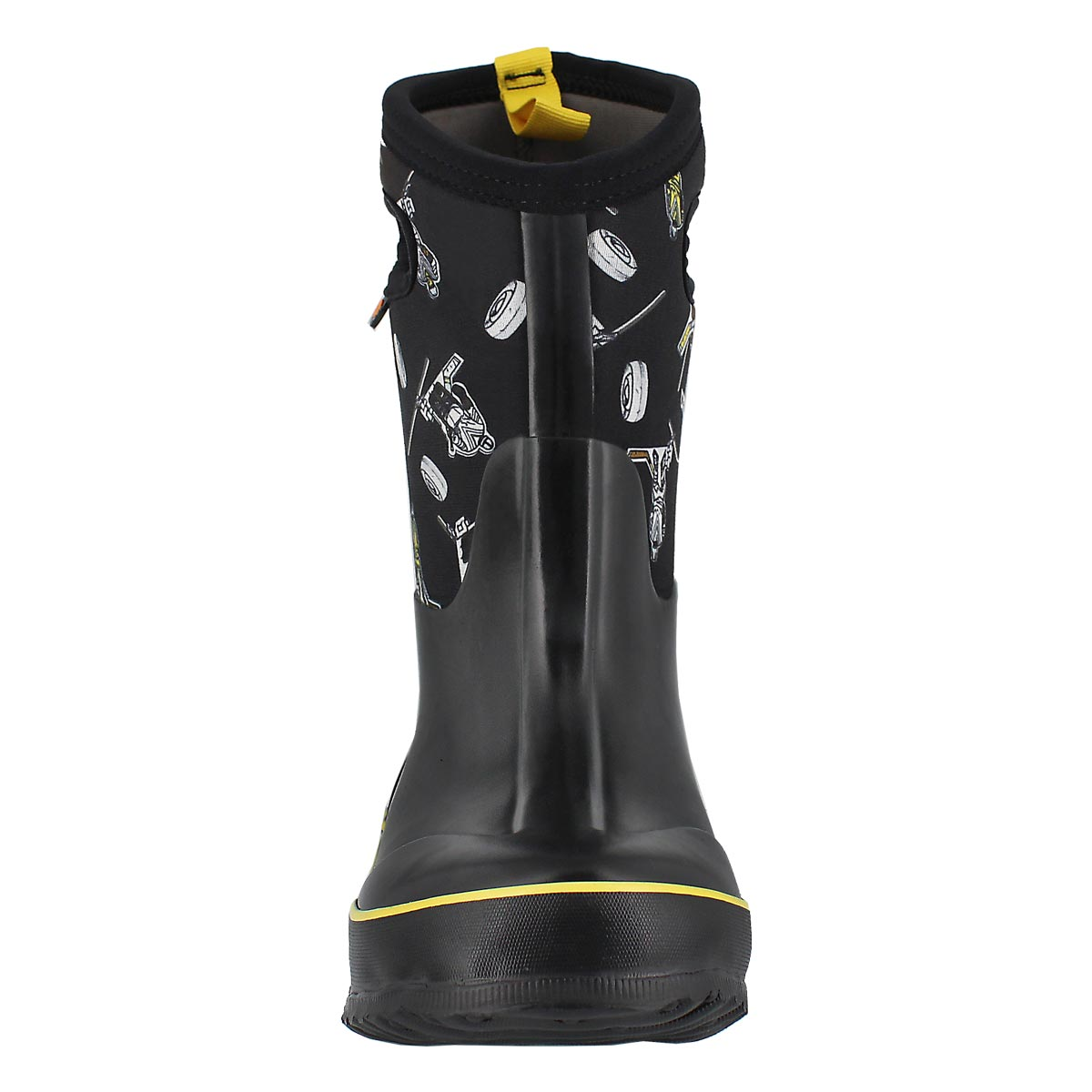 Bys Classic Hockey blk wtpf winter boot