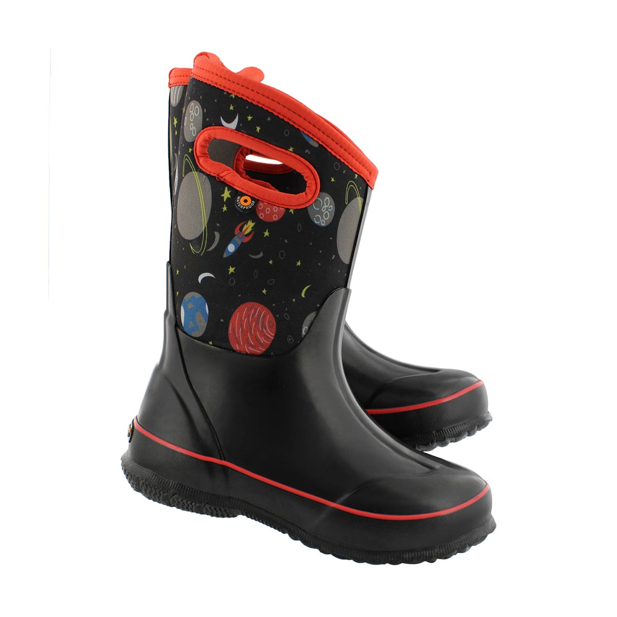 Bys Classic Space black mlti wtpf boot