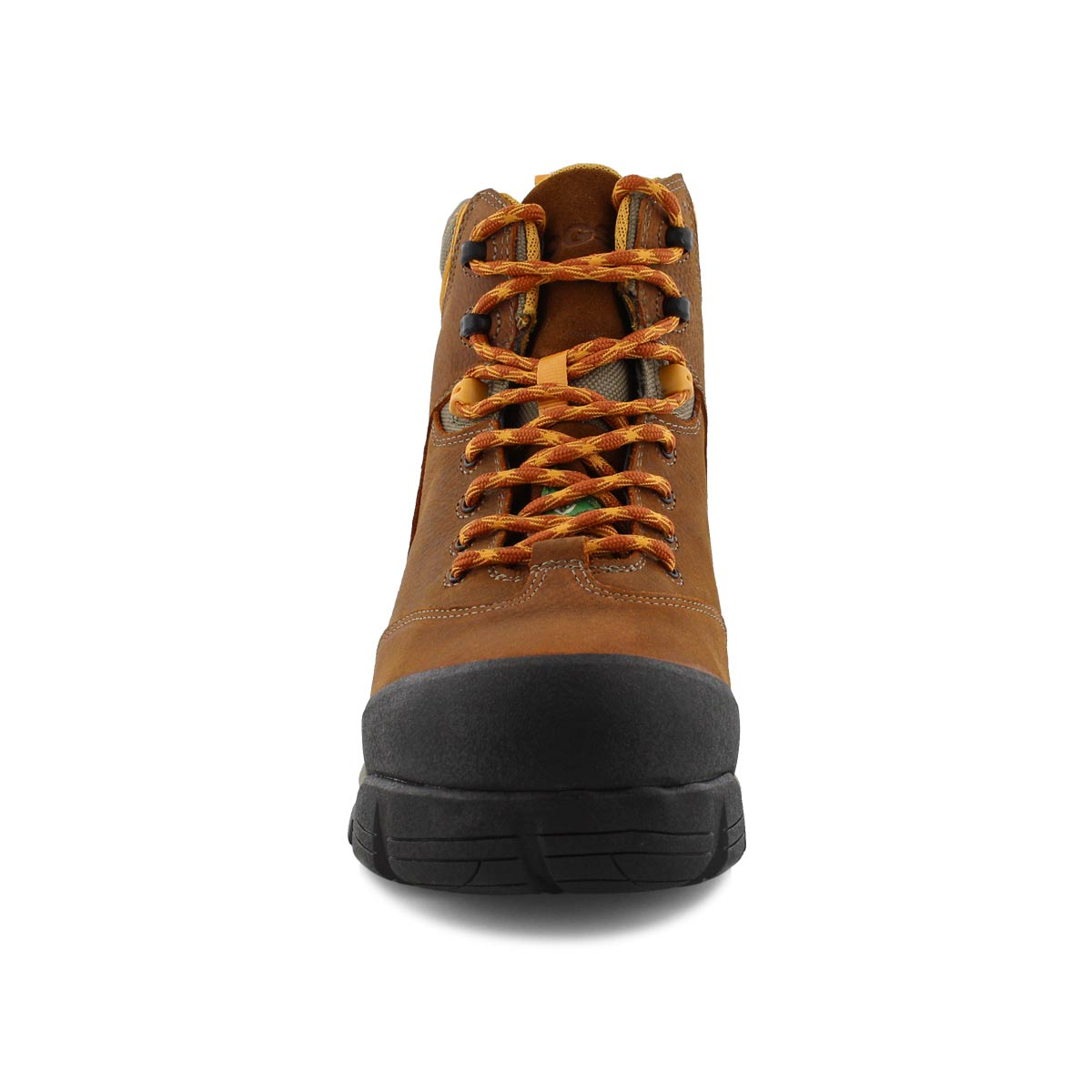 Mns Bedrock Mid PP CSA wtpf brown boot