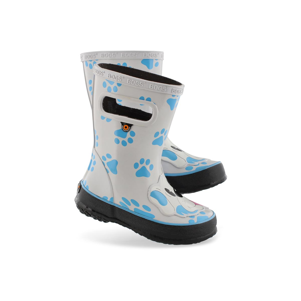 Infs Skipper Animals dogs gry mlti boot