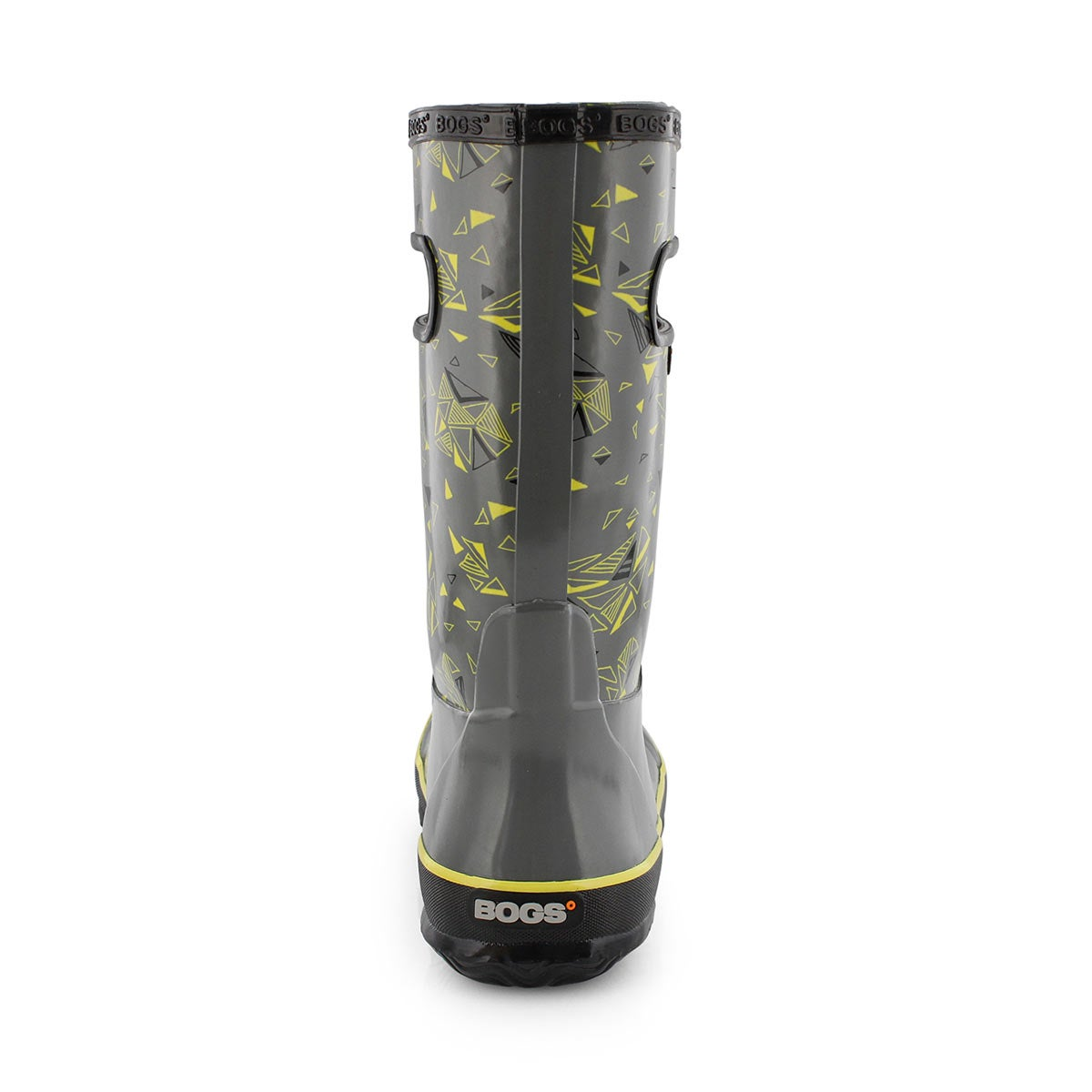 Bys Rain Boot Trigeo gry mlti rain boot