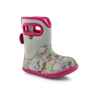 Inf-g BabyBogs Woodland Friends gry boot