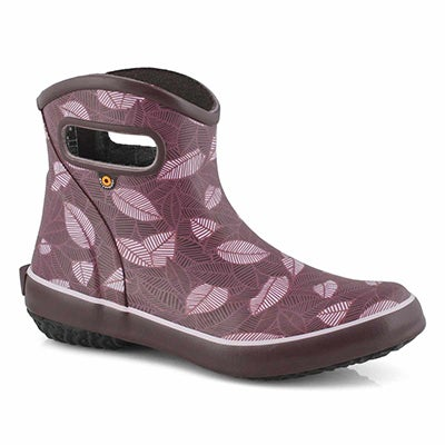 Lds Patch New Leaf raisin lo rainboot