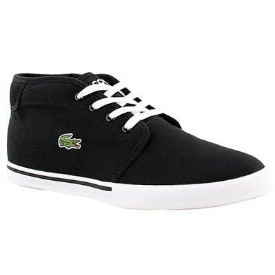 Mns Ampthill 2 black fashion sneaker