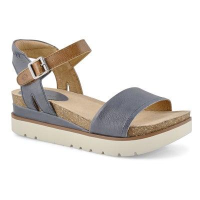 Lds Clea 01 jeans casual sandal