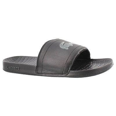 Mns Fraisier black slide sandal