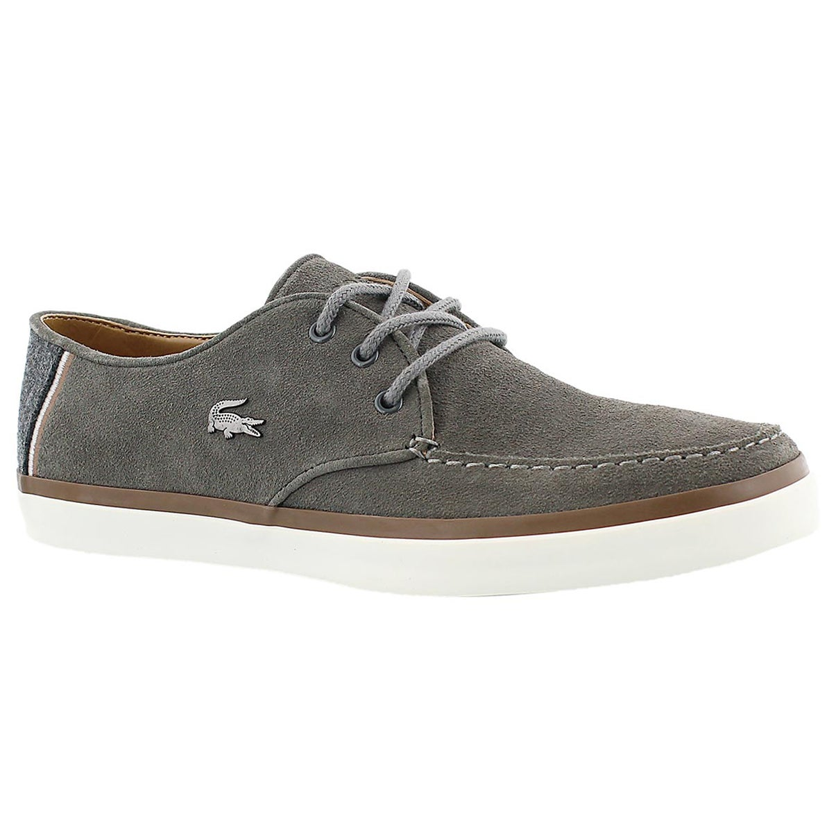 Mn Sevrin 2 LCR grey casual oxford