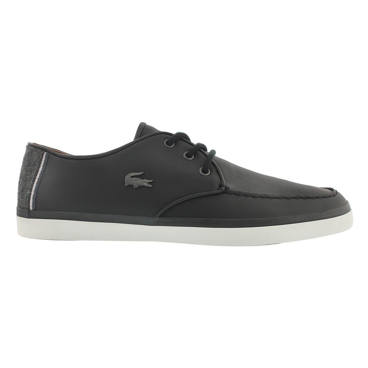 Mns Sevrin LCR black casual oxford